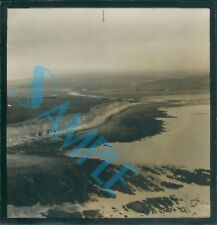 Orig WW2 Photo Operation Bodyguard D Day deception Ariel View of south  Coast