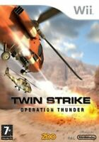 Wii Game) Twin Strike: Operation Thunder