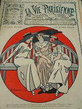 A quoi revent les jeunes filles Rose Patapon Couverture Cover 1910