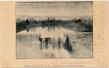 PHILADELPHIA NY – Source of Municipal Water - udb (pre 1908)
