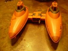 """Star Wars 2010 Bespin Cloud Car SOTDS Loose Not Complete for 3 3/4"""" Figures"""