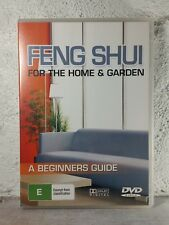 Feng Shui - DVD - INSTRUCTIONAL - For The Home And Garden - CHINESE SPIRITUAL