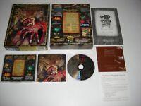 DAGGERFALL The Elder Scrolls II 2 Pc Cd Rom Original BIG BOX - Fast Post