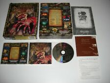 DAGGERFALL The Elder Scrolls II 2 Pc Cd Rom Original BIG BOX - Fast Post