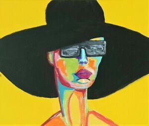 """""""Sunny Day"""" Original Painting- De Martino Art"""