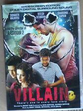 EK VILLAIN HINDI BOLLYWOOD MOVIE (2014) DVD QUALITY PICTURE ENGLISH SUBTITLES