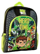 Kids Ben 10 Backpack | Ben10 Rucksack | Ben 10 Bag