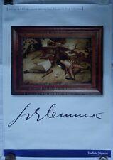 Plakat Poster - FAZ-Kunstmarkt: alles von Pieter Brueghel bis Oskar Schlemmer