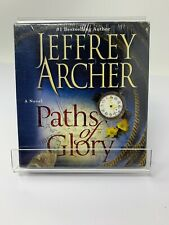 Paths of Glory by Jeffrey Archer (2009, Cd) New