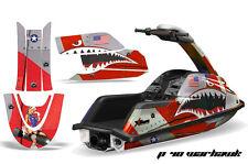 Jet Ski Gráficos Kit Pegatina Adhesivo Wrap For Yamaha Superjet Redondo de Nariz