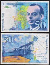 50 Francs 1994 FRANCE - Saint-Exupéry - X 019901439