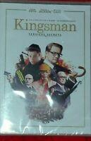 "DVD,""KINGSMAN SERVICES SECRETS"",colin firth,neuf français"