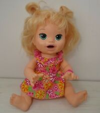 Baby Alive Doll Hasbro 2014 Soft Face