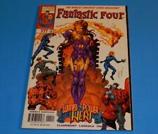 Fantastic Four Vol 3 #11 1st Ayesha HER Kismet Guardians of the Galaxy 2 NM 1998