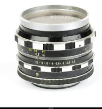 Schneider  Xenon 1.9/50mm for Pentax M42 #8008398