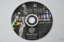 LEGACY OF KAIN - SOUL REAVER - DreamCast Game - Sega - PAL - Polished & Tested
