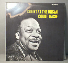 33 TOURS - JAZZ - COUNT BASIE - COUNT AT THE ORGAN *