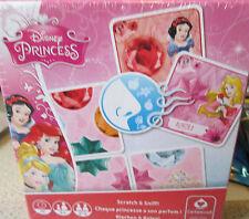 Cartamundi Disney Princesa Magic Match & adivinando Juego Caja-arañazos & olfatear la NUEVO