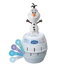 Disney Frozen TOMY Pop Up Olaf Ages 2+ New Toy Boys Girls Anna Elsa Doll Play