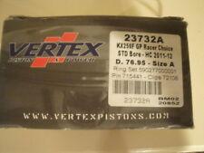 Vertex Piston T-Box Design 23732A STD Bore 14.5:1 Compression