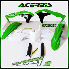 KIT PLASTICHE FULL KIT ACERBIS KAWASAKI KXF 250 2017 COLORE REPLICA 2017