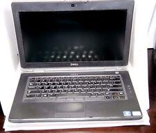 """Dell Latitude E6430 14"""" (320GB, i7-3520m 2.9GHz , 4GB) Notebook - Silver & Black"""
