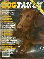 1984 Dog Fancy Magazine: Chesapeake Bay Retriever/Coonhounds/Sled Dogs/Teeth