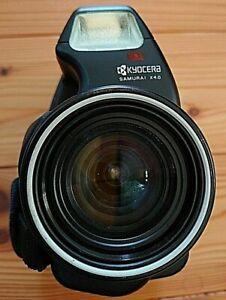 【EXC】 Kyocera Samurai x4.0 Half Frame Compact Film from JAPAN