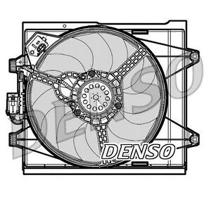 DENSO Radiator Fan - DER09048 - Engine Cooling - Genuine OE Replacement Part