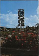 Old Postcard-Eat-Glockenspiel in the Gruga