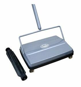 Fuller Brush 17042 Electrostatic Carpet & Floor Sweeper with Additional Rubber