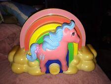 Vintage HTF My Little Pony MLP Nite Night Light Lamp (1984) Firefly Works!