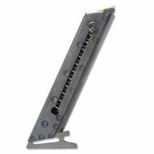 High Standard Military Grip .22LR 10 Round Blued Steel Magazine