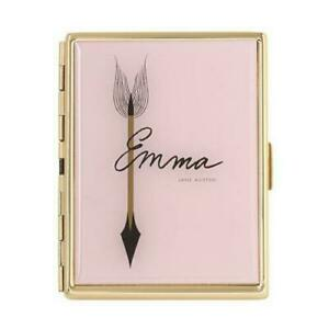 NIB KATE SPADE A Way With Words  EMMA Jane Austen ID Holder NEW Special!