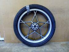 1980 Suzuki GS850 S522-1. front wheel rim 19in