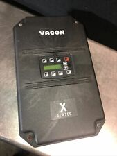 Nos No Box Vacon X4c40200c X Series Vfd Drive 380 460v Ac 0 460v Ac 20hp Our 2