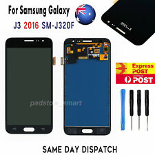 For Samsung Galaxy J3 2016 LCD Display Touch Screen Digitizer Black J320 + Tools
