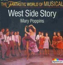 West Side Story/Mary Poppins Wolfgang Kieling, Ingeborg Hallstein..  [CD]