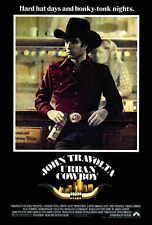 URBAN COWBOY Movie POSTER PRINT 27x40 John Travolta Debra Winger Scott Glenn