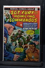 Sgt Fury and His Howling Commandos #120 Marvel Comic 1974 Stan Lee Ayers 7.0