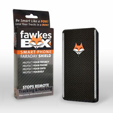 FawkesBox™ GPS Wifi Bluetooth Cell Phone Signal Blocking Case- Spy Blocker