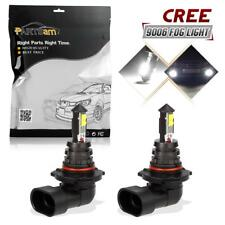 1pair 4-Cree XTE 40W White 9006 HB4 Fog Driving Light 1500 LM LED Aluminum