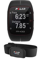 Polar Wrist Watch M400 HRM GPS Sports Fitness Training Cycling Running Swimmi