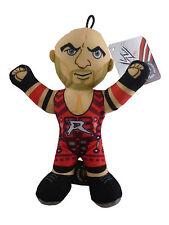 "8 ""wrestling wwe figure soft toy-ryback? ryback-official license (pl50) red suit"
