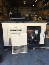 20 KW Generac Generaotor Natural Gas Perfect for a home 4 clylinder Ford