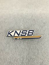 Netherlands Speed Skating Federation Lapel Pin Olympic