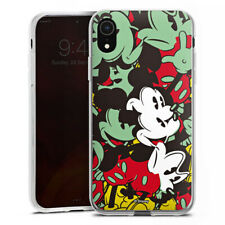 Apple iPhone Xr Silikon Hülle Case - Mickey Muse