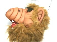 1980s Vintage Alf Latex Furry Mask New with Tag