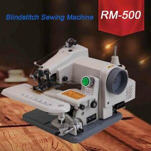 Portable Blindstitch Sewing Machine Industrial Blind Stitch Hemmer/Hemming US