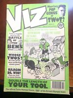 1991 Viz Vintage British UK Adult Comic Magazine Issue 59 45 pages